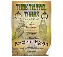 Time Travel Tours Poster