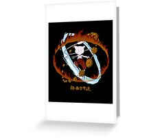 Poketar! Greeting Card