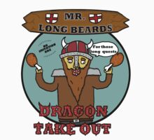 Mr Longbeards dragon takeout by atumatik
