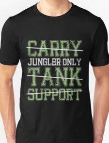 League Of Legends : Jungler Only shirt T-Shirt
