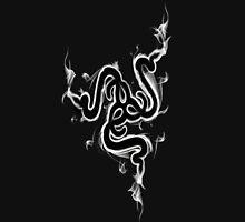 Awesome Razer Black/Silver Logo Tee Unisex T-Shirt