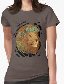Flower Crown Lion T-Shirt