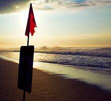 Sundown, North Shore by Michael Treloar