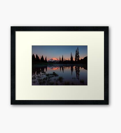 First Light Framed Print