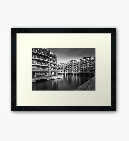 IFSC, Dublin Framed Print