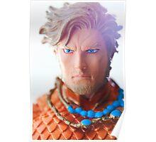 King of Atlantis  Poster