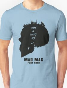 Mad Max Skull Road T-Shirt
