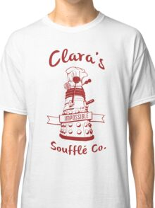 Clara's Impossible Soufflé Company (Red) Classic T-Shirt
