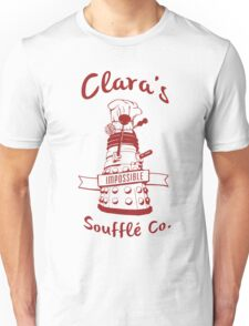 Clara's Impossible Soufflé Company (Red) Unisex T-Shirt
