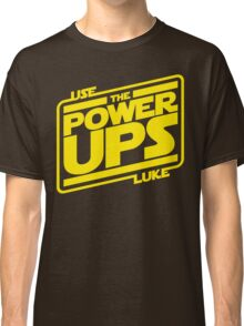 Use the powerups Classic T-Shirt