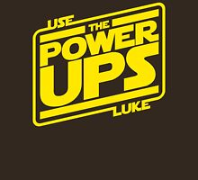 Use the powerups Unisex T-Shirt