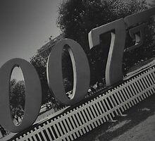London 007 Sign by DDabug