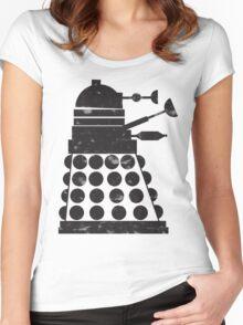 Dormant Destruction Women's Fitted Scoop T-Shirt