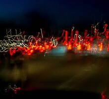 Freeway 101 by Tom Causley