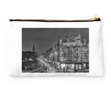 St. George's Mansions Light Trails Studio Pouch