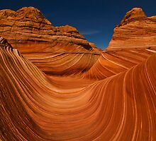 The Wave by American Southwest Photography
