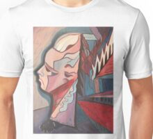Overwhelmed by Suzanne Marie Leclair Unisex T-Shirt