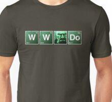 WWWD? (Grunge) Unisex T-Shirt