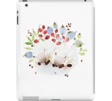 Sleeping sheeps iPad Case/Skin