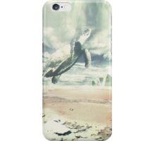 Into the sky iPhone Case/Skin