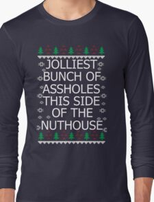 Christmas Vacation Sweater. Tacky Christmas Sweater. Griswold Christmas. Clark Griswold. Christmas Sweatshirt. National Lampoon. Red Sweater T-Shirt