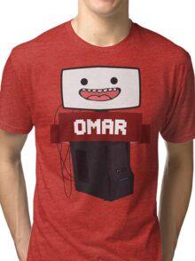 Omar :D Tri-blend T-Shirt