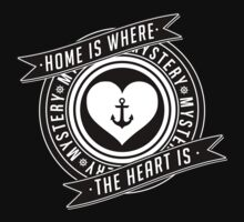 Home is Where the Heart is.  by mysteryapparel