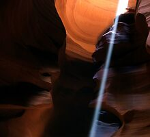 The Light Saber by American Southwest Photography