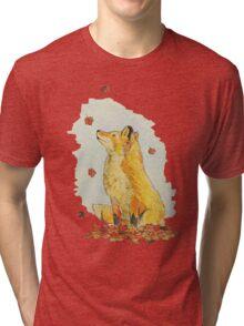 falling for fall Tri-blend T-Shirt