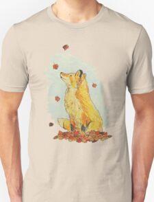 falling for fall Unisex T-Shirt
