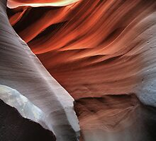 Abstract In Sand by American Southwest Photography