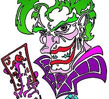 Joker by Skree