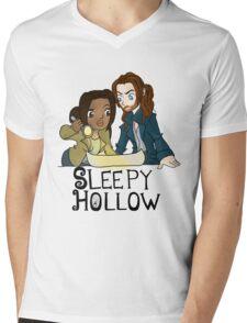 Sleepy Hollow Mens V-Neck T-Shirt