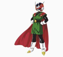 The Great Saiyaman by Victor Lopez