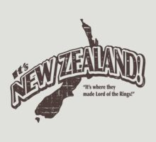 Pinkman's New Zealand by Monstermike