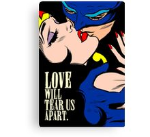 Love Vigilantes by Butcher Billy Canvas Print