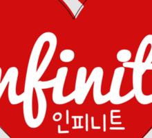 Infinite Heart (Sticker) Sticker