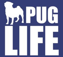 Pug Life by Alan Craker