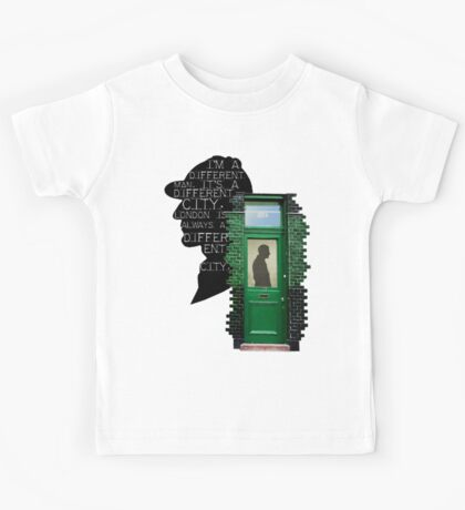 two hundred and twenty one B Baker Street Kids Tee