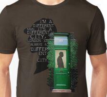 two hundred and twenty one B Baker Street Unisex T-Shirt