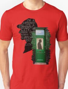 two hundred and twenty one B Baker Street T-Shirt