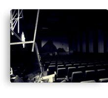 Destruction of Cinema 1 Canvas Print