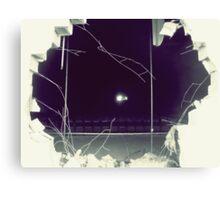 Destruction of Cinema 4 Canvas Print