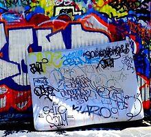 Street Art - Sydney  by Shannon Friel