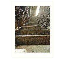 Stairway to Utopia Art Print