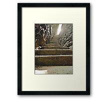 Stairway to Utopia Framed Print
