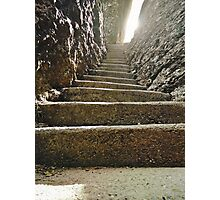 Stairway to Utopia Photographic Print