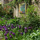 France - Van Gogh Garden by Susan Moss