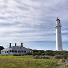 Lighthouse Perspective by Steven  Agius