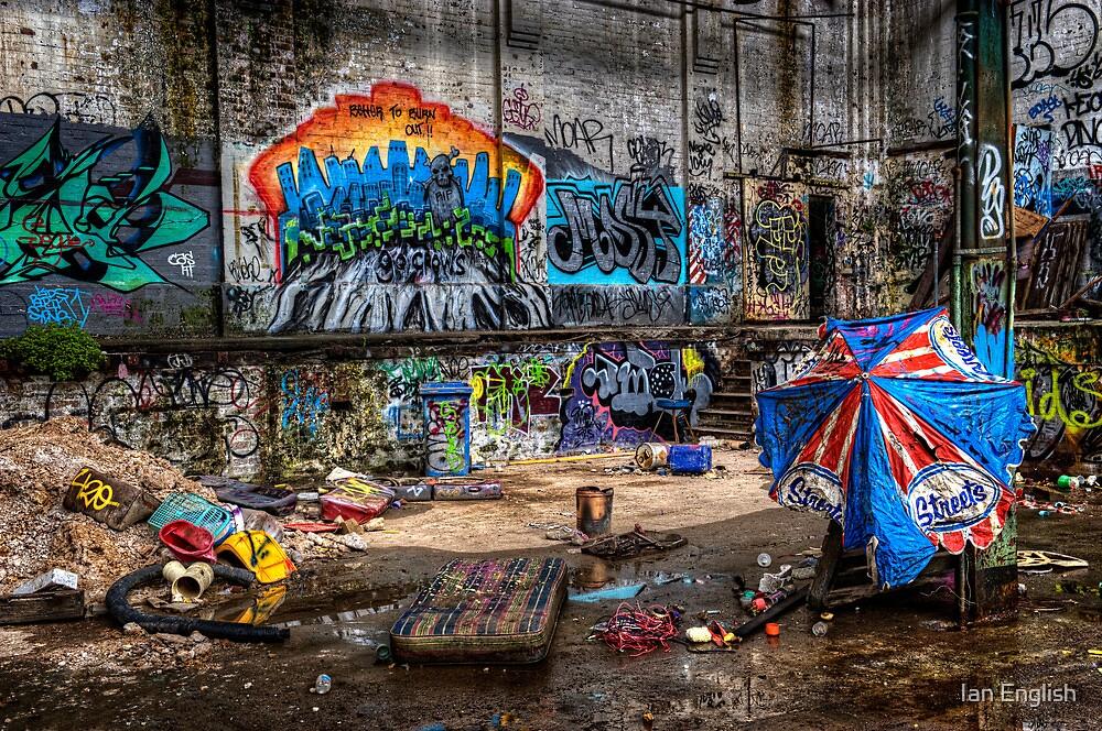 Streets by Ian English